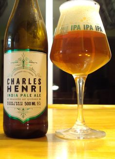 Charles Henri IPA - Brasserie Les 2 Frères craftbeerquebec.ca #IPA #IndiaPaleAle #CraftBeer #Microbrasserie #Bière #Bières
