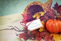 Happy Thanksgiving from Gatlinburg Cabin Rentals