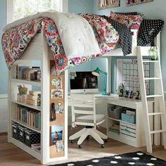 Youngsters Bedroom Furnishings – Bunk Beds for Kids Bunk Beds For Boys Room, Bunk Bed With Desk, Bunk Beds With Stairs, Kid Beds, Loft Beds, Desk Bed, Bed Rooms, Dorm Room Designs, Bunk Bed Designs