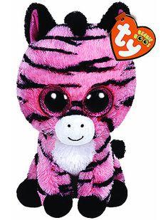 Zoey Zebra - TY Beanie Boos