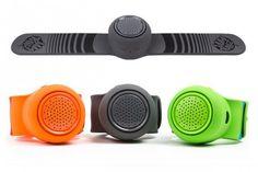 Afbeeldingsresultaat voor wearable speaker