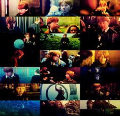 Ron Weasley is the best Harry Potter character