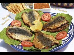 Recette de Sardines farcies à la chermoula/Moroccan Sardines with Chermoula-Sousoukitchen - YouTube