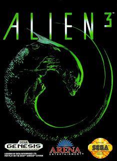 Emularoms: Alien 3 (BR) [ SMD ]