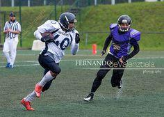 Black Ravens vs Navigators by Fernando de Valenzuela (devalenzuela), via Flickr