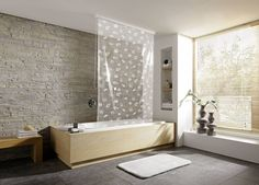 die besten 25 duschrollo badewanne ideen auf pinterest. Black Bedroom Furniture Sets. Home Design Ideas