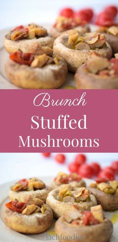 Stuffed mushrooms. Your recipe for the next brunch. Gefüllte Champignons. Ein tolles Rezept für deinen nächsten Brunch. ........ Low carb, lc, lchf, low carb receipt, low carb recipe, low carb brunch, low carb frühstück, low carb breakfast, low carb lunch, low carb lunch ideas, low carb lunch for work, low carb brunch recipes, ohne Kohlenhydrate Rezept schnell, carb free dinner, carb free recipes, carb free healthy, gesunde Rezepte