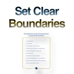 Printables Healthy Boundaries Worksheet the ojays presents and relationships on pinterest setting boundaries in worksheet set boundaries