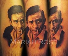 Johnny Cash Johnny Cash Tattoo, Portrait, Tattoos, Tatuajes, Men Portrait, Tattoo, Tattoo Illustration, Irezumi, Portraits