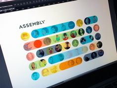 Continuing to evolve the assets and execution of the new branding we are putting in place for https://assembly.com/discover  Props to @Jonathan Howell and @Summer Teal Simpson for their hard work o...
