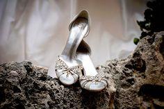 Handmade Swarovski Crystal Wedding Shoes