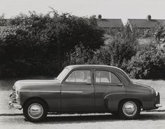 Vauxhall Velox - 1952