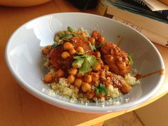 Chicken Charmoula with Chickpeas