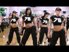 ▶ Zumba Fitness Sweat Choreography - YouTube