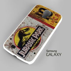 Jurassic Park Jeep License Plate Samsung Galaxy S3 S4 S5 Note 3 Cases – firetsy