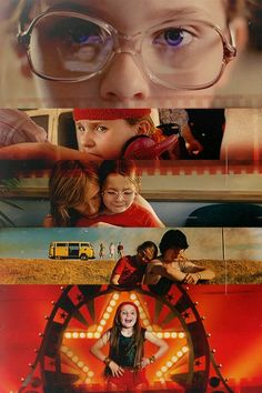 Wes and I realized that our little girl has the same name (Abigail) as the actress from one of my all time favorite (non scifi) movies, Little Miss Sunshine...