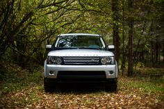 In the foliage. via @Land Rover USA Tumblr