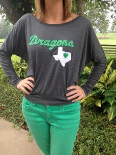 Vintage Look Sports Shirt by ModernMonograms on Etsy