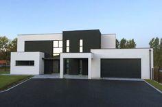 constructeur maison moderne angle vendée 85 | Depreux Construction ...