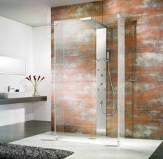 Cum sa amenajezi o baie moderna - 3 idei simple Showers Without Doors, Shops, Walk In Shower, Home Interior Design, Furniture Design, Filter, Bathtub, Minimalist, House Design