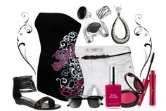 Head-turning Casual Outfit Ideas for Teenage Girls 2017 - Is there anyone who does not like the casual style? Of course not and it is almost impossible to find someone who says yes. Casual outfits are easy to. Junior Outfits, Short Outfits, Summer Outfits, Casual Outfits, Denim Outfits, Summer Clothes, Pretty Outfits, Cute Outfits, Tube Top Outfits