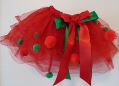 holiday tutu