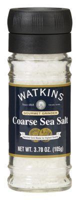 Watkins Coarse Sea Salt Grinder