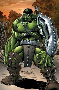 Green Scar Hulk from Planet Hulk. The strongest incarnation of the Hulk ever. Hulk Marvel, Spiderman, Hulk Comic, Ms Marvel, Marvel Heroes, Avengers, World War Hulk, Planet Hulk, Heros Comics