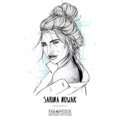 Interview mit Sarina Novak #teamfab4 #fab4media