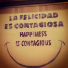 Feliz contagio
