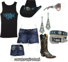 """""""Blue Country Girl"""""""