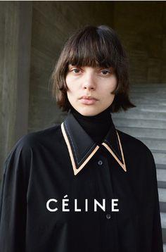 Céline Winter 2016 campaign - Charlee Fraser, Karly Loyce, Lena Hardt and Marte Mei van Haaster - Juergen Teller