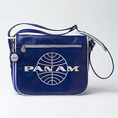 pan am bag messenger - Google Search