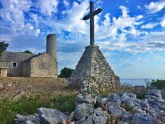 Hill Sv. Ivan on island Lošinj Photo: Go2Losinj