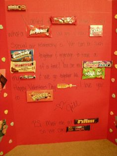 candy bar message party stuff pinterest messages and