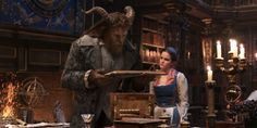 Beauty and the Beast - New Trailer