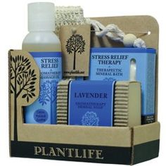 SpaTherapy Kit Stress Relief *** Check this awesome product by going to the link at the image.