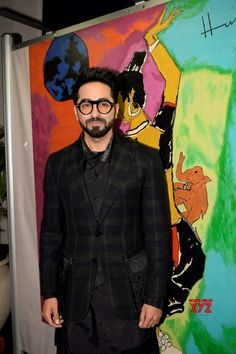 Mumbai: Press conference of the of IIFA Ayushmann Khurrana - Social News XYZ Photos: at Press conference of the Edition of Bollywood Actors, Bollywood Celebrities, My Forever, Beard Styles, My Boyfriend, Celebrity Crush, Mumbai, Hollywood, Hero