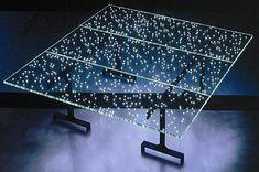 ingo maurer LED table