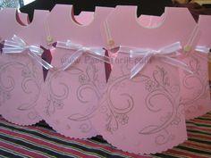 Homemade Baby Shower Invitations For Girls | Handmade Baby Shower Invitations Girl