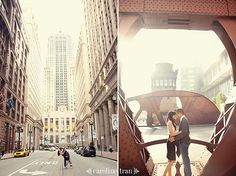 chicago-engagement-photo-07 by caroline tran, via Flickr