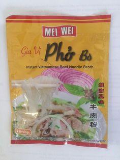 Pho Bo Instant Vietnamese Beef Broth, 1.58 oz