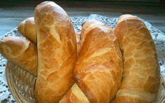 Bread Recipes, Cooking Recipes, Healthy Recipes, Ciabatta, Hot Dog Buns, Food Art, Yummy Treats, Food And Drink, Pizza