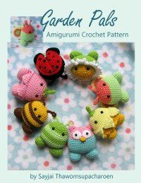 Blue Donkey: free Amigurumi crochet pattern ~ Amigurumi crochet patterns ~ K and J Dolls / K and J Publishing