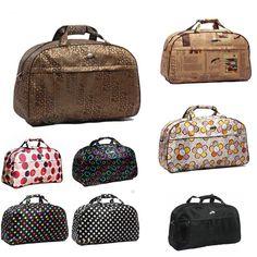 2017 New Folding Travel Bag Large Capacity Waterproof Printing Bags Portable Women's Tote Bag Travel Bags For Men's