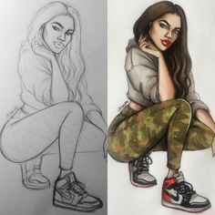 @kemsxdeniyi on Instagram nataliamillustrations