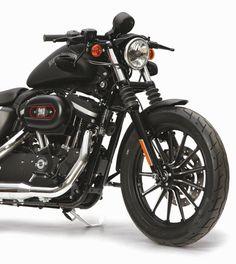 Harley presenta sus nuevas estrellas nocturnas
