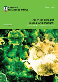 AMERICAN RESEARCH JOURNAL OF BIOSCIENCES