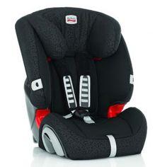 Britax Evolva 1-2-3 Car Seat Black Thunder 2014 Home Shopping
