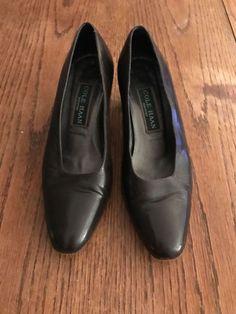 $8.50 Cole Haan Womens Brown Shoes Size 6B Pump - PreOwned  #ColeHaan #Heels #WeartoWork